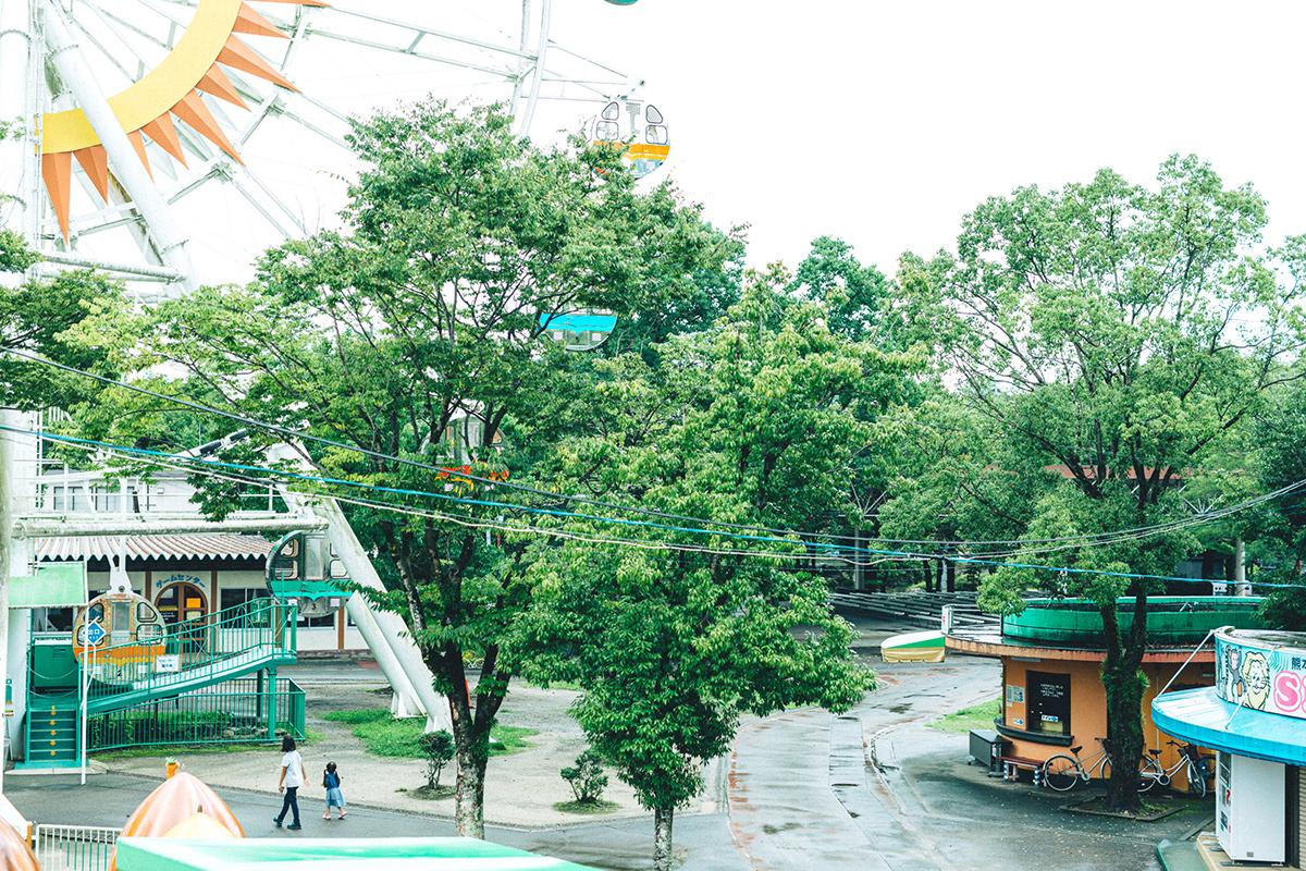 熊本市動植物園内